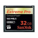 CF 32GB SanDisk Extreme Pro 160MB/s  (SDCFXPS-032G-X46)