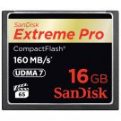 CF 16GB SanDisk Extreme Pro 160MB/s  (SDCFXPS-016G-X46)
