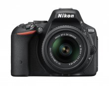 Nikon D5500 Kit 18-55 VR II Black