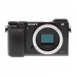 Sony Alpha A6000 Body черный