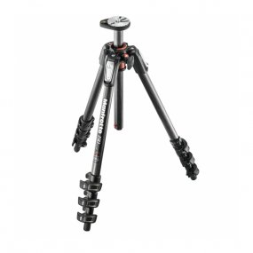 Штатив Manfrotto MT190CXPRO4 + Manfrotto MM290C4 + Manfrotto MLUMIEART-BK LED Lumie Art