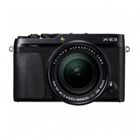 Цифровая фотокамера Fujifilm X-E3 Kit XF 18-55mm F2.8-4 R LM OIS Black