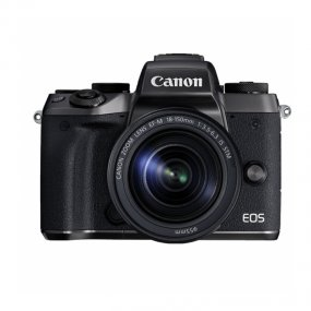 Цифровая фотокамера Canon EOS M5 Kit EF-M 15-45mm f/3.5-6.3 IS STM Black