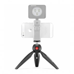 Штатив Manfrotto Pixi Mini Tripod MTPIXI-B Black (черный)