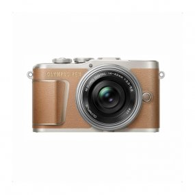 Цифровая фотокамера Olympus Pen E-PL9 Kit brown M.Zuiko Digital 14-42 EZ