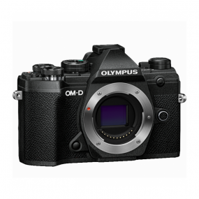 Цифровая фотокамера Olympus OM-D E-M5 mark III kit ED 12-200mm f/3.5-6.3 IS Black