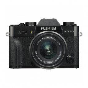 Цифровая фотокамера Fujifilm X-T30 Kit XC 15-45mm F3.5-5.6 OIS PZ Black