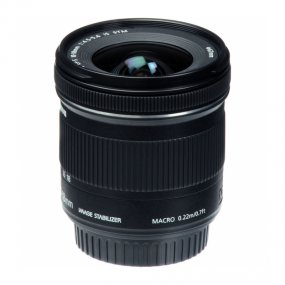 Объектив Canon EF-S 10-18mm f/4.5–5.6 IS STM