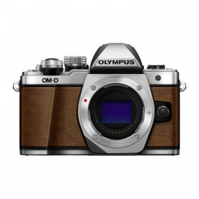 Цифровая фотокамера Olympus OM-D E-M10 Mark II Kit (EZ-M1442) Limited Edition Brown