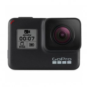 Видеокамера GoPro HERO 7 Black Edition (CHDHX-701-RW)