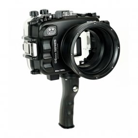 Подводный бокс Sea Frogs A6xxx Salted Line Series 6xxx (Black) + with pistol grip подводный бокс для Sony A6xxx