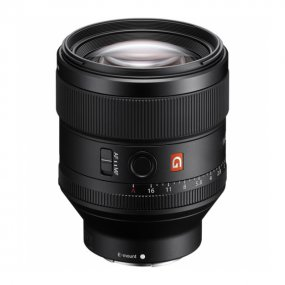 Объектив Sony FE 85mm f/1.4 GM Lens