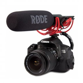 Микрофон-пушка Rode VideoMic Rycote накамерный