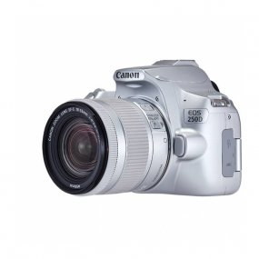 Зеркальный фотоаппарат Canon EOS 250D Kit EF-S 18-55mm f/4-5.6 IS STM silver