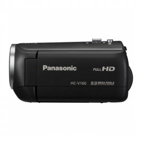 Видеокамера Panasonic HC-V160 Black