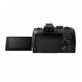 Цифровая фотокамера Olympus OM-D E-M1 mark II Kit (EZ-M1240) Black