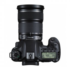 Зеркальный фотоаппарат Canon EOS 6D Kit EF 24-105mm IS STM