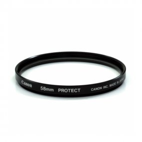 Светофильтр Canon Lens Protect 58mm